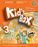 Kid's Box Level 3 Teacher's Book Updated English for Spanish Speakers Second Edition - 9788490365892