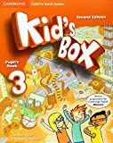 Kid's Box for Spanish Speakers Level 3 Pupil's Book Second Edition - 9788490364284