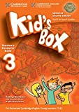 Kid's Box Level 3 Teacher's Resource Book with Audio CDs (2) Updated English for Spanish Speakers Second Edition - Pack de 3 libros - 9788490366196